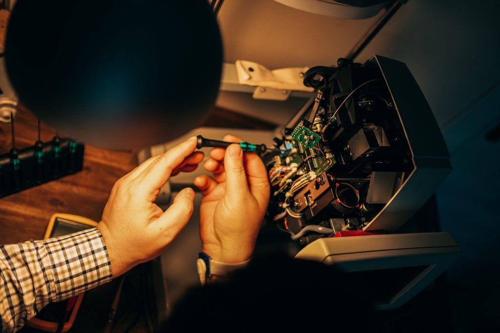 Medical Laser Maintenance & Repair